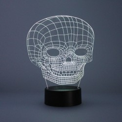 HALLOWEEN 3D - CALAVERA