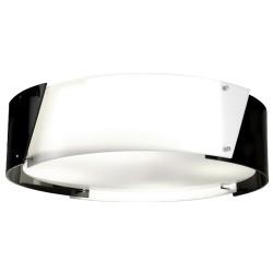 Argus Flush Light Black 67cm