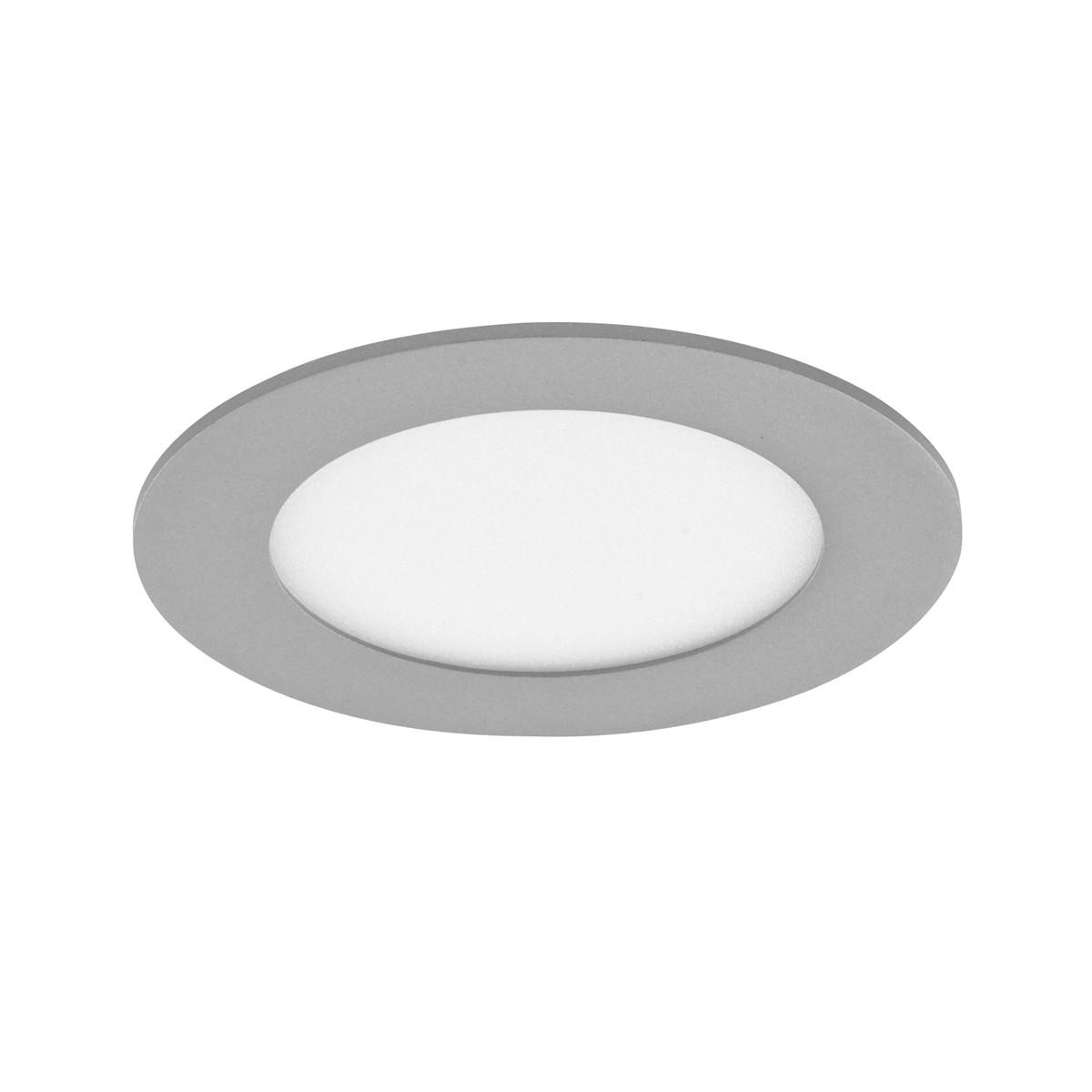 Novo Plus LED Downlight RD 6W Grey