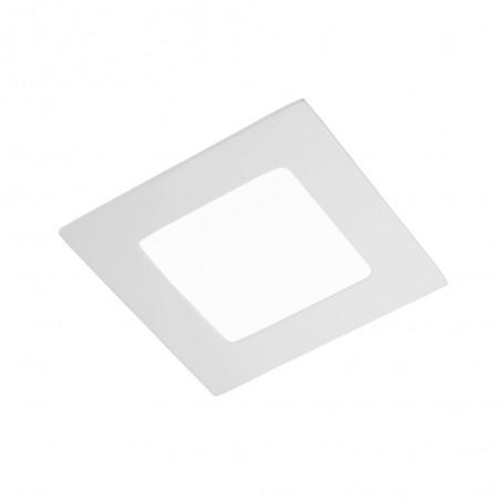 Novo Plus LED Downlight SQ 6W White