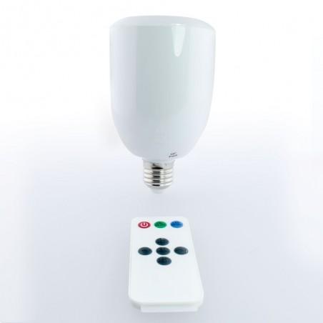 BOMBILLA LED + ALTAVOZ (5W)