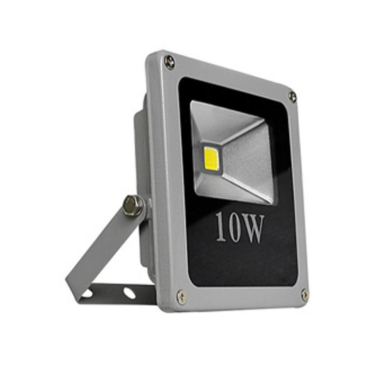 Extra Flat LED Flood Light 10W 6000K 800Lm IP65