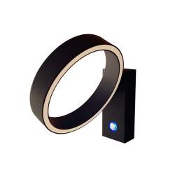 Basket LED Wall Light 7W 3000K 476Lm Black