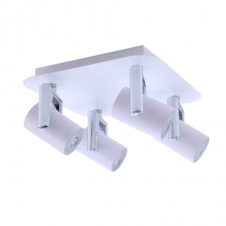 Oroel 4-Light Flush Mount 4xGU10 White