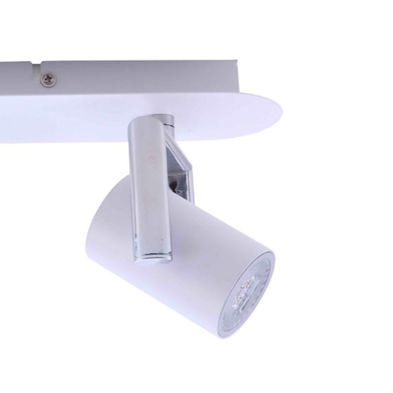 Oroel 2-Light Track Kit GU10 White