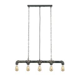 Bular 6-Light Industrial Pendant Lamp