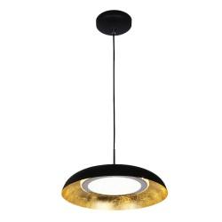 Gan LED Pendant Light 12W 3CCT Black