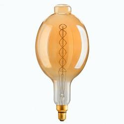 Bombilla LED Cristal Ámbar...