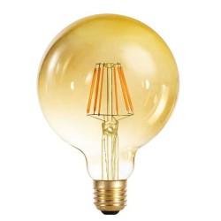 Bombilla LED G125 E27 8W...