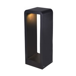 Pisa 30cm Outdoor LED Bollard Light IP65 9W 4000K