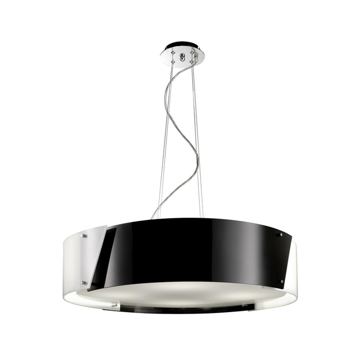 Argus Pendant Light Black 87cm