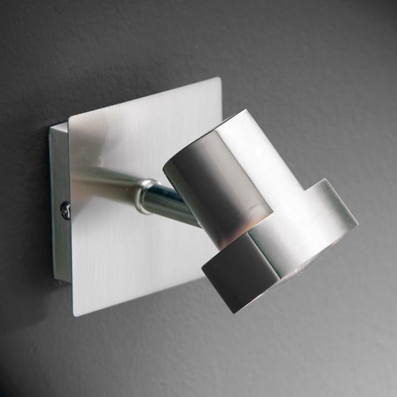 Moka Wall Light Nickel