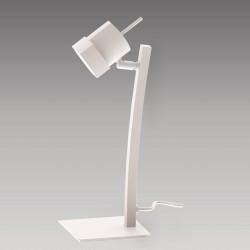 Moka Table Lamp White