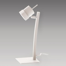 Moka Table Lamp White
