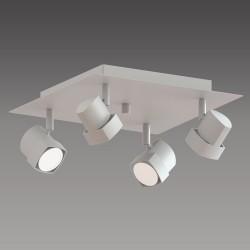 Moka 4-Light Ceiling Light White