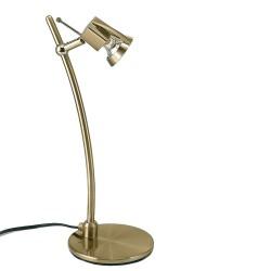 Lampe à poser Arco 1xGU10 cuir