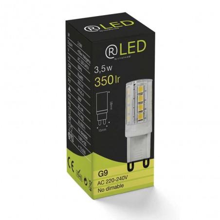 LED Bulb G9 3.5W 350Lm 3000K