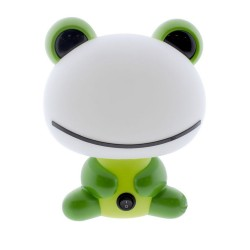Green Frog Table Lamp Nursery