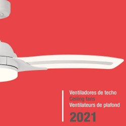 Catalogue des ventilateurs de plafond 2021