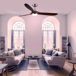 Yenbig DC LED Ceiling 5W CCT Dark Wood