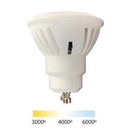 Ampoule GU10 8.2W 3CCT avec interrupteur