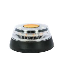 Lumière magnétique de sécurité en balise