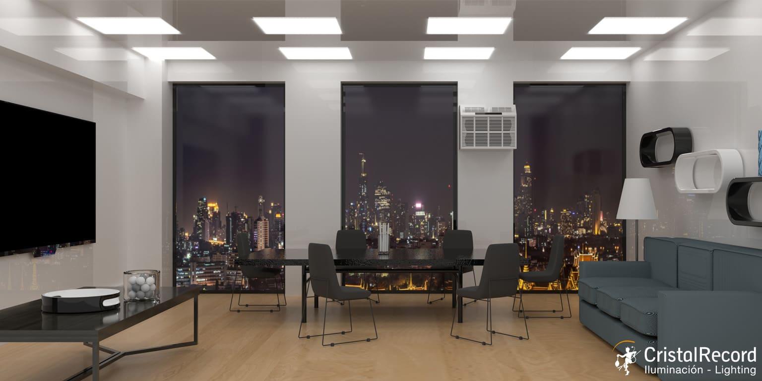 Office deco lighting