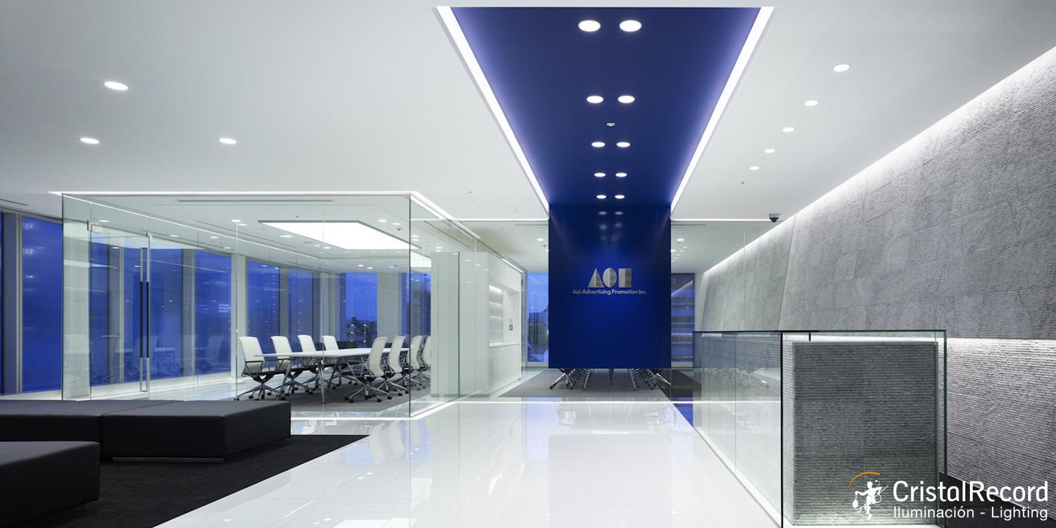 LED PAnels CristalRecord