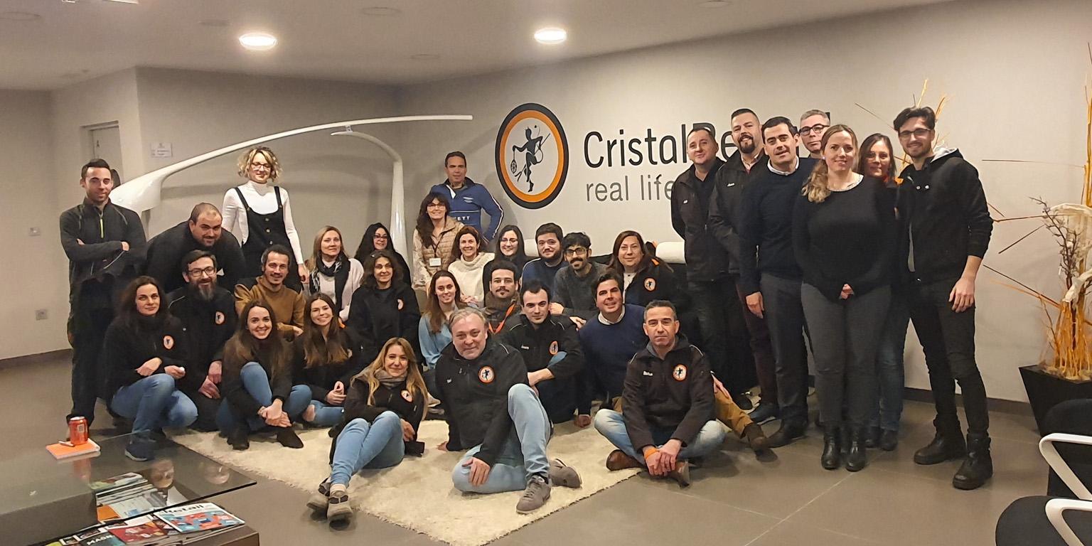 CristalRecord Team