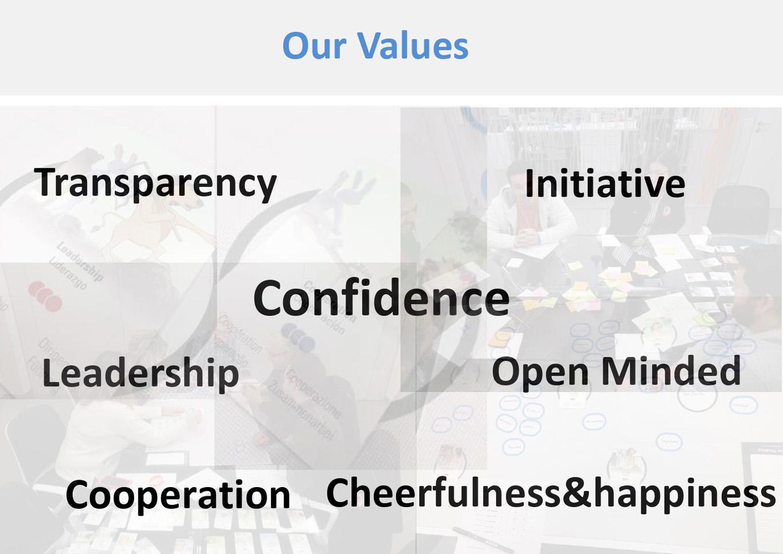 CristalRecord Values