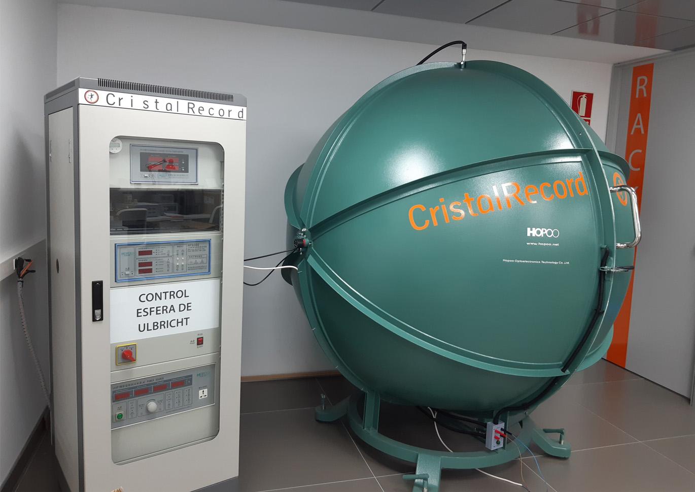 CristalRecord Laboratory