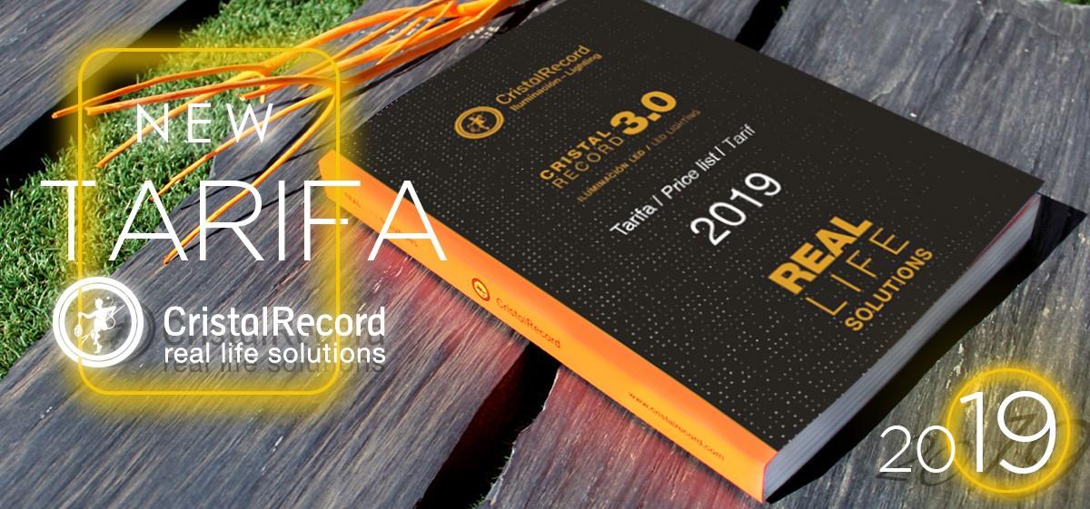 Tarifa Cristalrecord 3.0 201