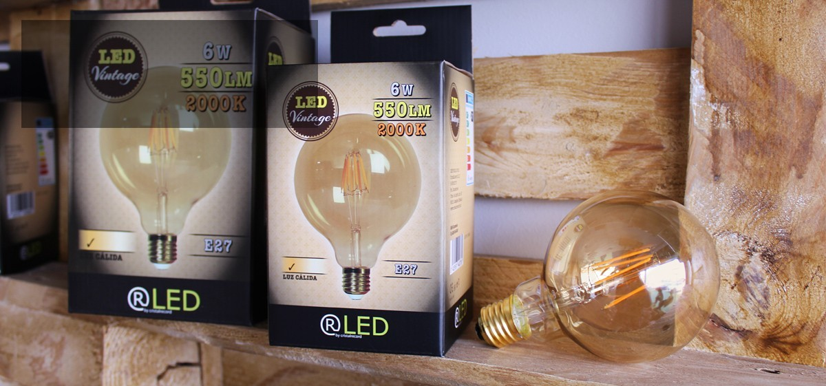 VINTAGE LED LIGHTING